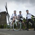 fietsers Nibbixweer