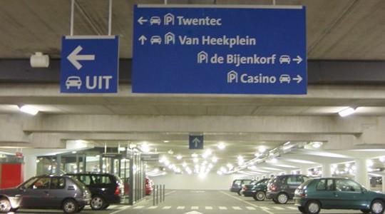 Parkeergarage Enschede
